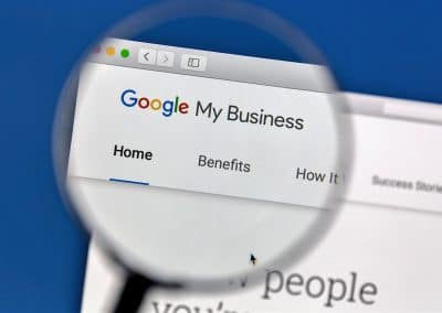 Google My Business Optimization - Build Your Online